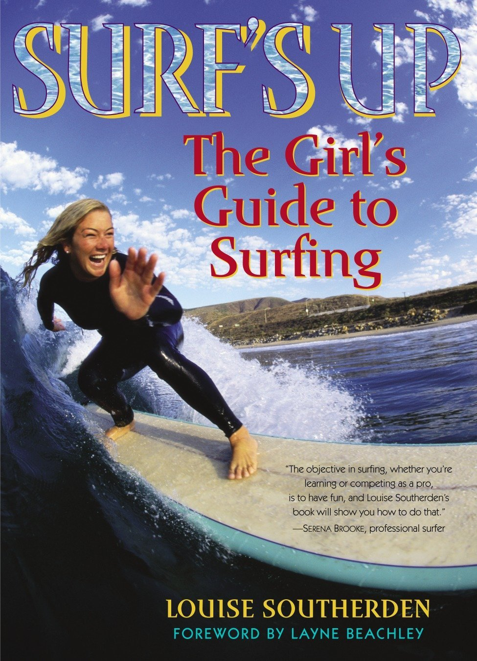 Download Surf's Up: The Girl's Guide to Surfing pdf