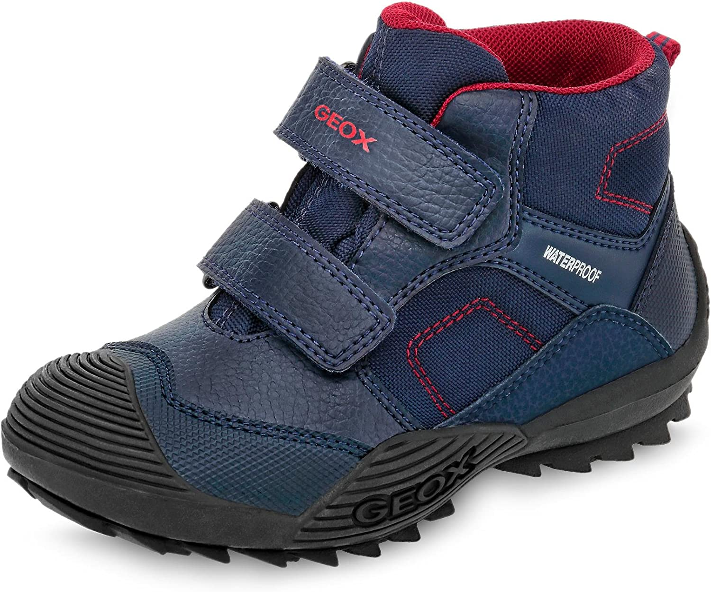 Geox Kids Atreus Boy Waterproof /& Insulated Boot Ankle