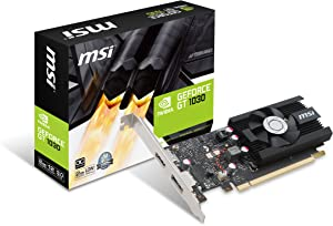 MSI Graphic Cards GT 1030 2G LP OC (Renewed)
