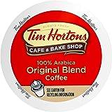 Tim Horton's Single Serve Coffee Cups, Medium Roast, 80 Count