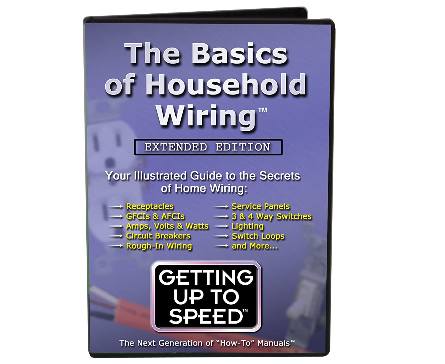 81BSUkquy3L._SL1500_ amazon com the basics of household electrical wiring extended evans wiring at gsmportal.co