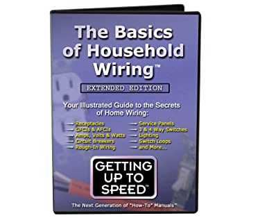 Stupendous Amazon Com The Basics Of Household Electrical Wiring Extended Wiring 101 Mecadwellnesstrialsorg