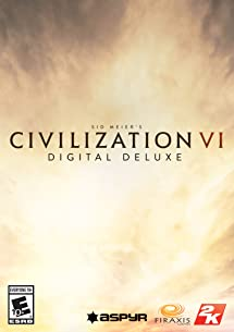 Amazon com: Sid Meier's Civilization VI Digital Deluxe