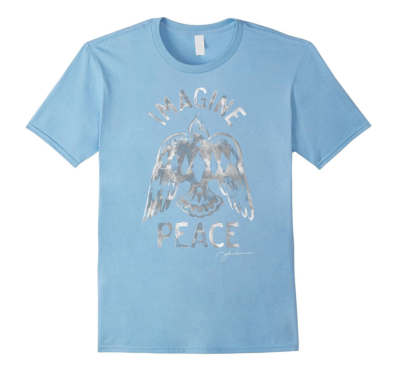 John Lennon - Dove T-Shirt-TH