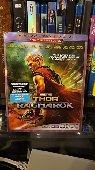 Thor: Ragnarok (Theatrical Version) Great movie! Arrived as promissed