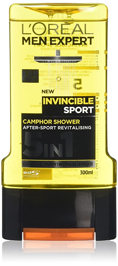 Desodorante antitranspirante LOreal Men Expert Invincible Power: Amazon.es: Belleza