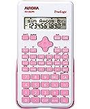 Aurora AX-582PK Scientific Calculator - Pink