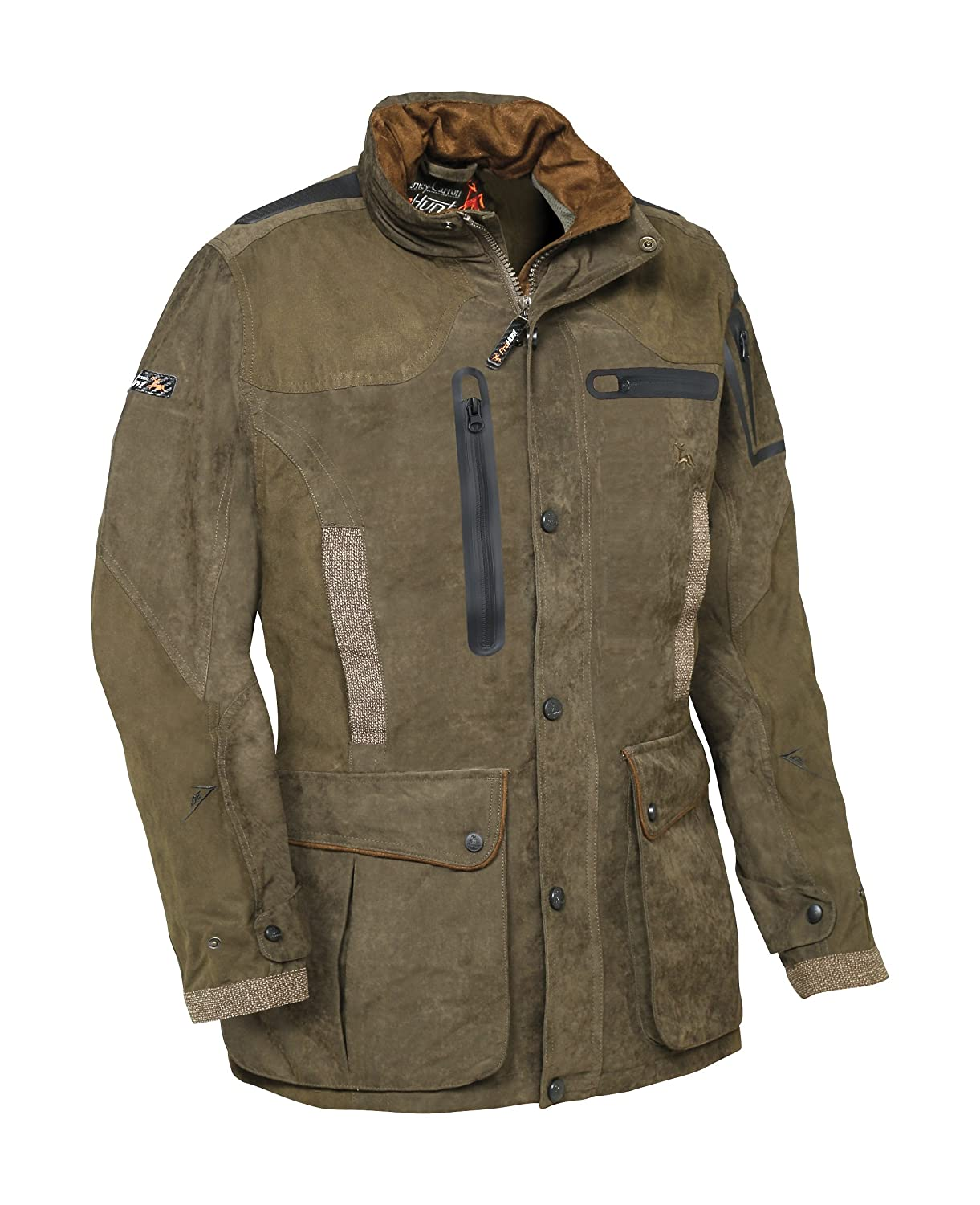 313d1e0aef2c6 Verney-Carron Sika Jacket - Olive Green - L-3XL (Shooting/Hunting):  Amazon.co.uk: Sports & Outdoors