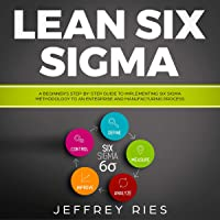 Lean Six Sigma: A Beginner's Step-by-Step Guide to Implementing Six Sigma Methodology to an Enterprise and Manufacturing Process: Lean Guides for Scrum, Kanban, Sprint, DSDM XP & Crystal, Book 5