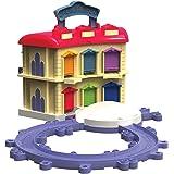 Chuggington Diecast Portable Double Decker Roundhouse