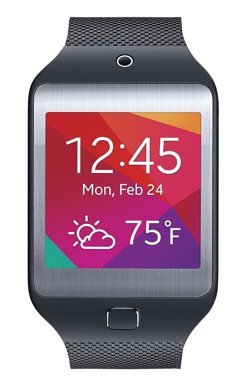 amazon com samsung gear 2 neo smartwatch black us warranty amazon com samsung gear 2 neo smartwatch black us warranty discontinued by manufacturer electronics