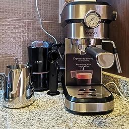 Amazon.es:Opiniones de clientes: Cecotec Cafetera Express ...