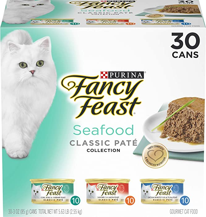 Top 10 Fancy Feast Whipped Canned Cat Food