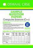 Oswaal CBSE Sample Question Papers For Class 11 Computer Science (C++) (For 2016 Exams)