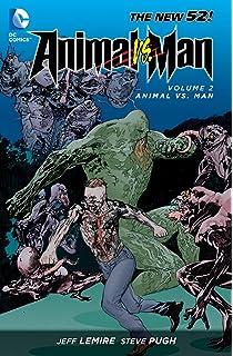Animal Man Vol. 01: The Hunt