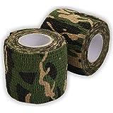 Stealth Camo Tape - Wald Camouflage - Gewehr Tarnung
