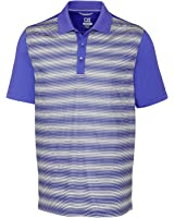 Cutter & Buck MCK09364 Men's Exceed Print Polo