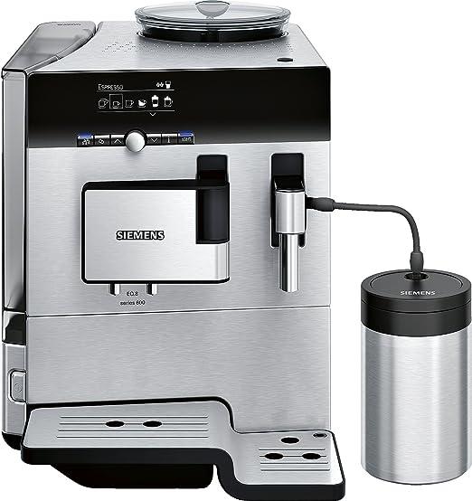 Siemens TE806201RW - Cafetera (Independiente, Máquina ...