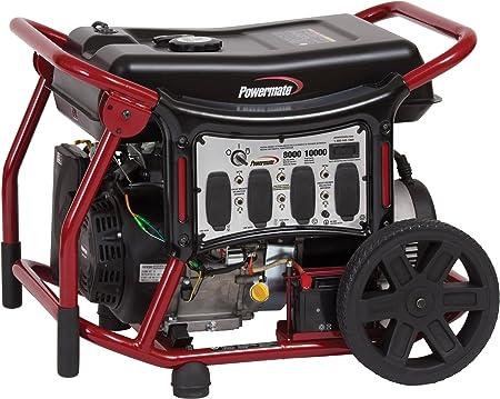 Amazon.com: Powermate PM0141200 generador con arranque ...
