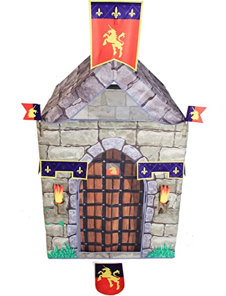 Traditionelle Garten Spiele Knight Spielen Zelt Set Amazonde