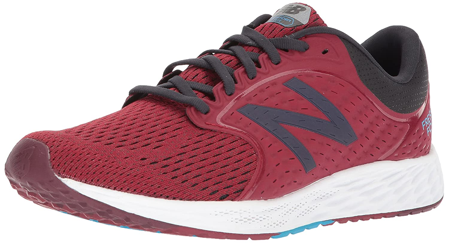 Rouge noir New Balance Fresh Foam Zante V4, Running Homme 42 EU