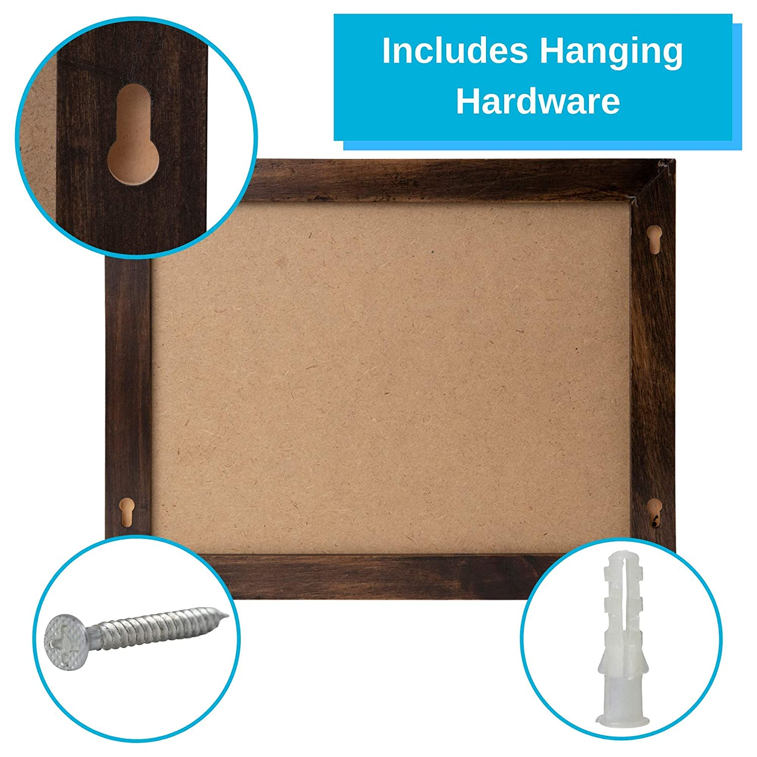 Wall Mount Slate Memos Menu Board Wooden Frame Classroom Kitchen For Office Hanging Blackboard 11 X 14 Mini Magnetic Sign Houseables Rustic Chalkboard Goal Tracking Decorative Bulletin Presentation Boards Office Products Rayvoltbike Com
