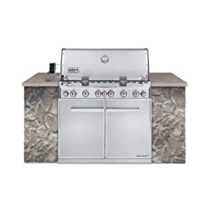 Amazon Com Weber Summit S 660 Built In Natural Gas