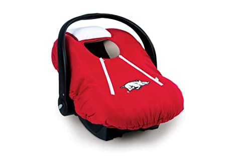 Cozy Cover NCAA Arkansas Razorbacks Unisex RedOne Size