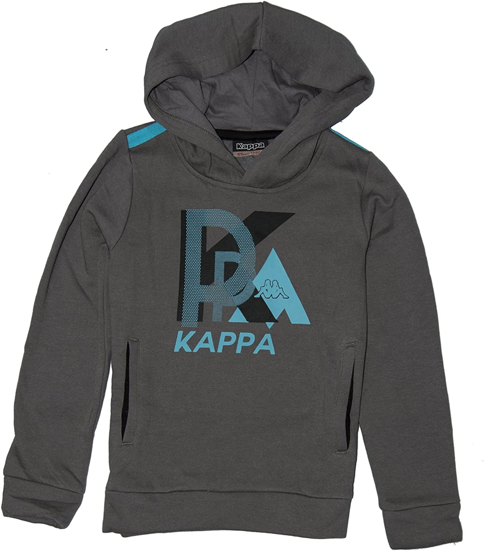 Kappa - Chándal - para niño negro Steel Grey/Black 14 años: Amazon ...