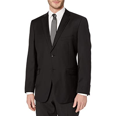 Adolfo Men's Wool and Cashmere Modern Fit Suit Jacket at Amazon Men's Clothing store