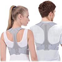 Adjustable Back Posture Corrector for Kids & Women & Men + Adjustable Breathable - Effective and Comfortable Posture…