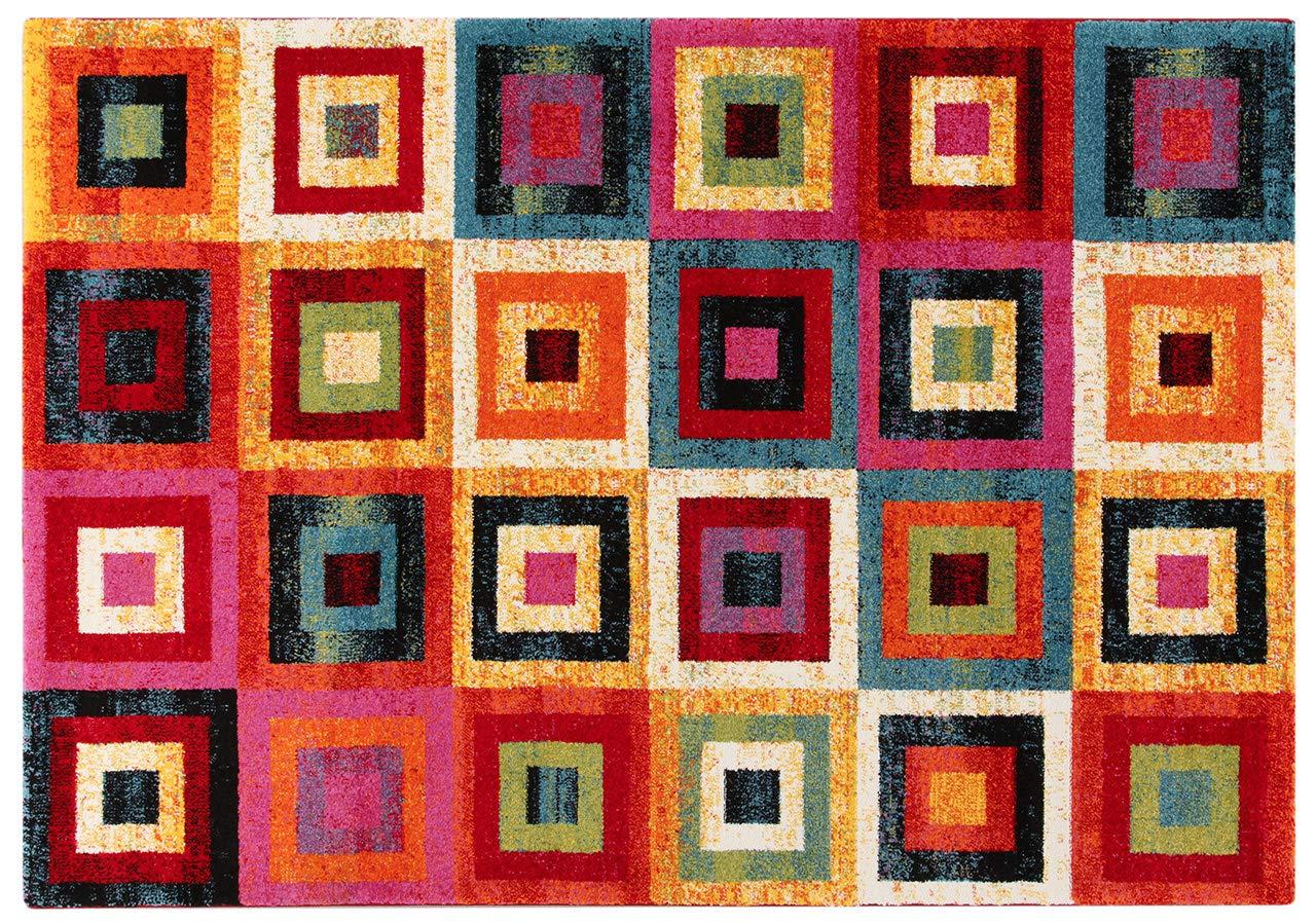 ABC Tappeto Gioia A Multicolore 60 x 110 cm 19290 19290_-60x110