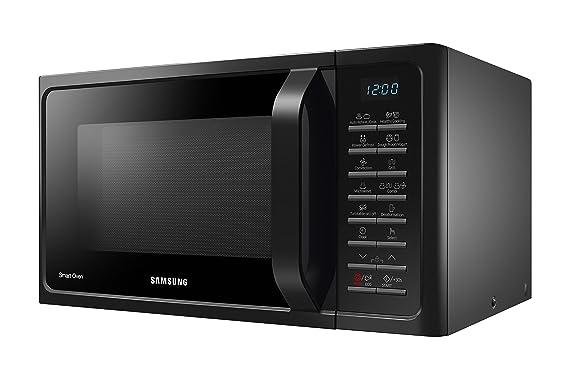 Samsung MC28H5015CK - Horno microondas (con grill, 900 W, 28 L ...