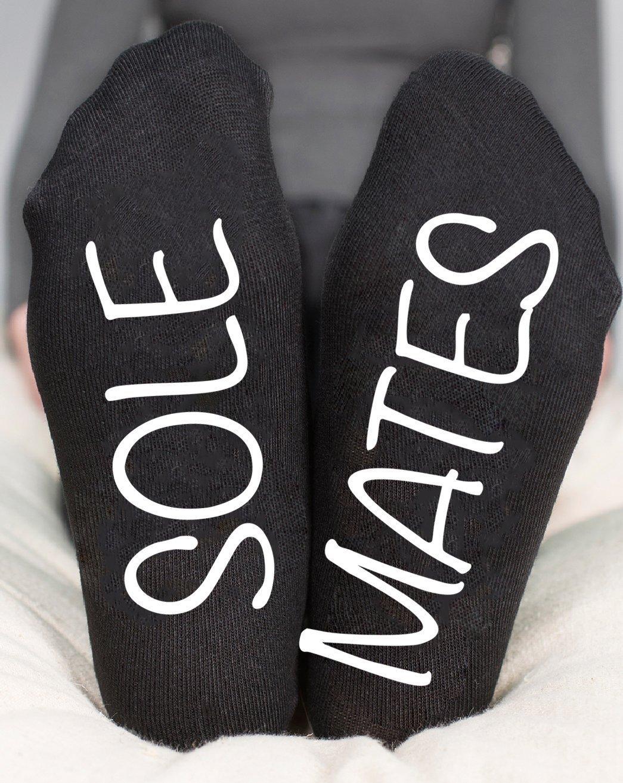 Sole Mates Socks Ankle Black