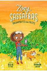 Grumplets and Pests: Zoey and Sassafras #7 Paperback