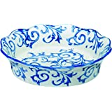 Heritage Pie Dish, Blue