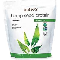 Nutiva Organic Hemp Protein 15g, 48 Oz Bag