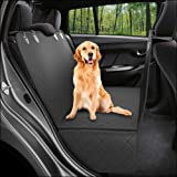 Dog Back Seat Cover Protector Waterproof Scratchproof Nonslip Hammock for Dogs Backseat Protection Against Dirt and Pet…