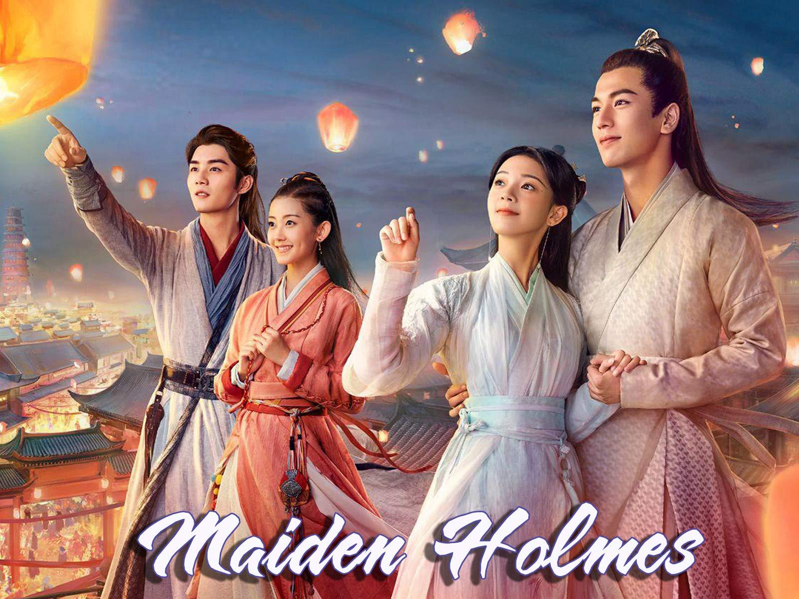 Maiden Holmes on Amazon Prime Video UK