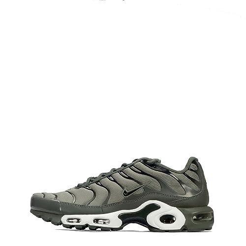 Nike Air Max Plus Tn Tuned, Herren Sneaker Dark StuccoBlack