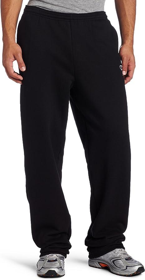 First Draft Men/'s $48 Zip Pockets Gray High End Sweat Pants