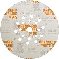 Indasa Rhynogrip White Line slijpschijf   Ø 225 mm   19 gaten / 10+8+1 perforatie   25 stuks   Korreling: naar keuze, 25