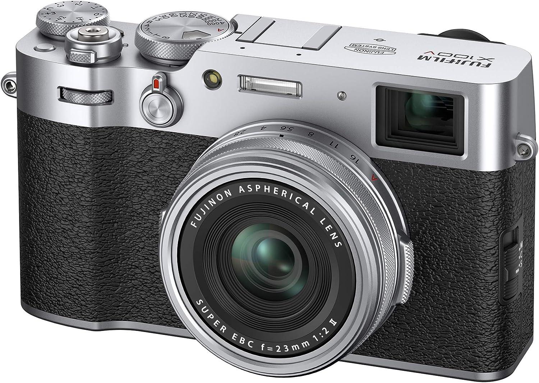 Fujifilm X100V Point and Shoot Camera