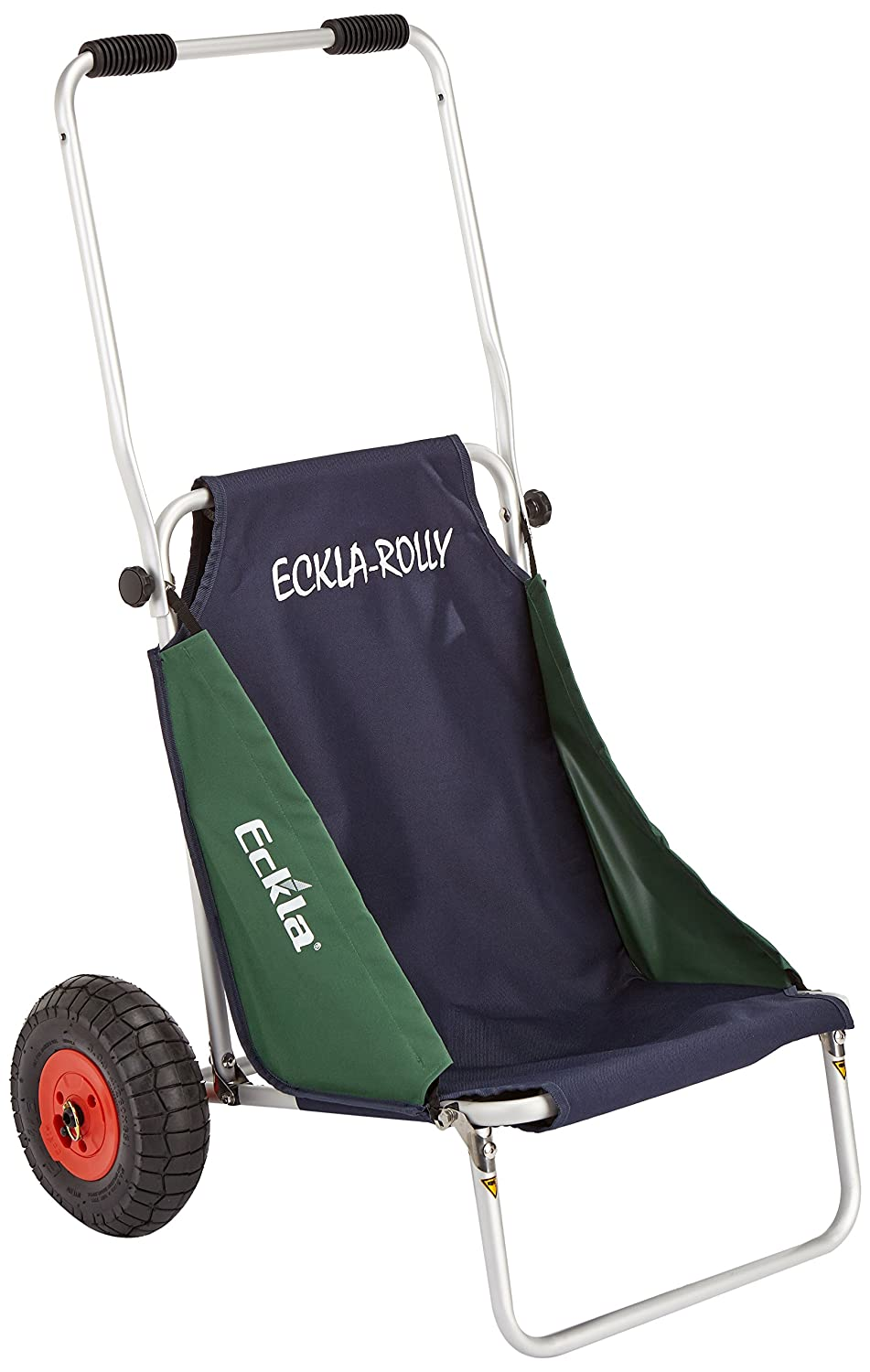 Eckla Rolly Beach Trolley, Blue/Green 31950