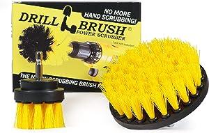 Drill Brush – Drill Brush Kit – Drill Brushes for Cleaning – Drill Brush Attachment - Drill Brush Set - Bathroom Accessories - Shower Cleaner - Bathtub - Bath Mat - Scrub Brush - Grout Cleaner