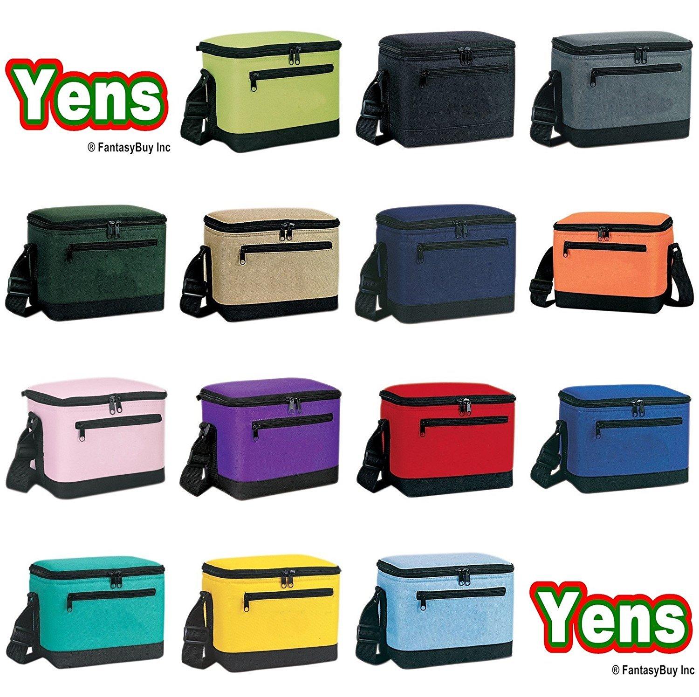Yensâ ® fantasybag Deluxe Lunch Box Kühltasche Kühler, 6cp-2706