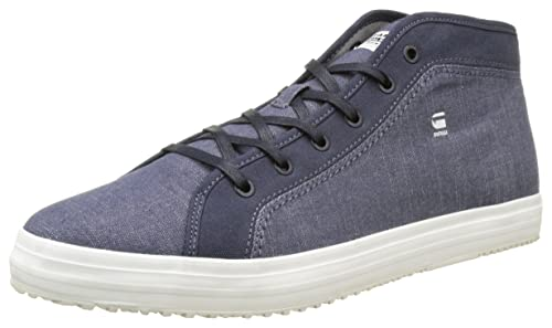 Discount Manchester Discount Shop Mens Kendo Mid Hi-Top Sneakers G-Star Outlet Sast 9oiWma