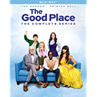 Deals on The Good Place: The Complete Series Blu-Ray