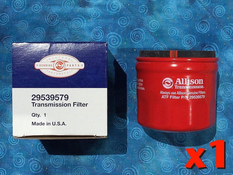 Allison External Spin-On Filter