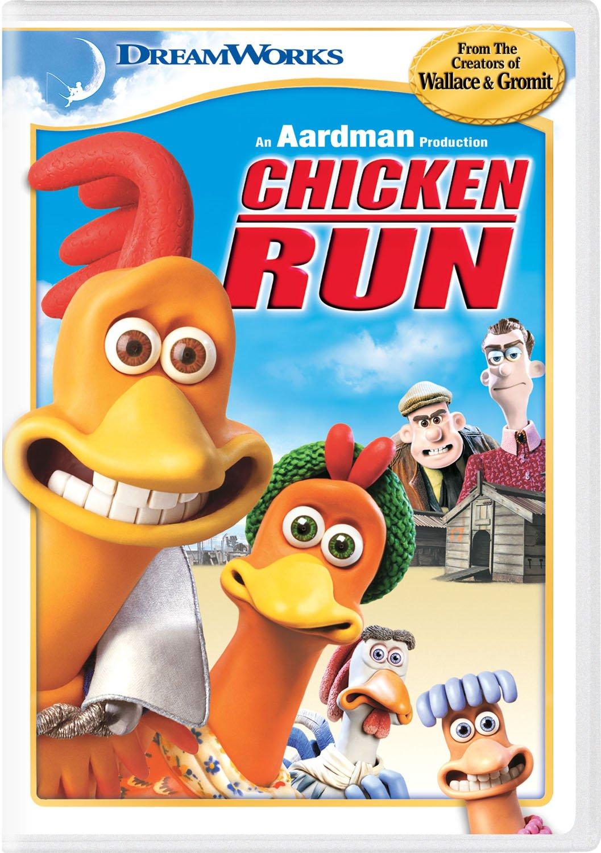Chicken Run  image cover
